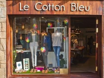 Le Cotton Bleu